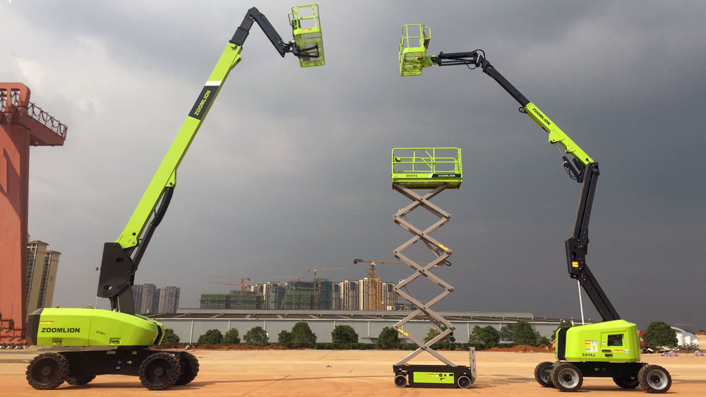 Aerial Platform Training Online